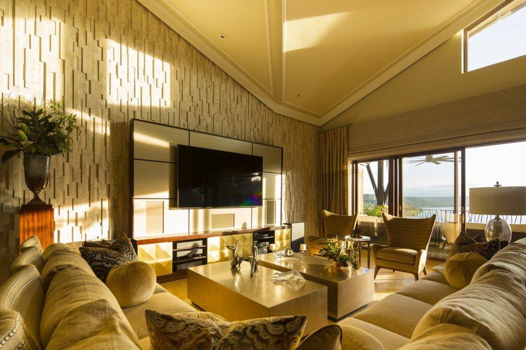 Vista de Oro great room