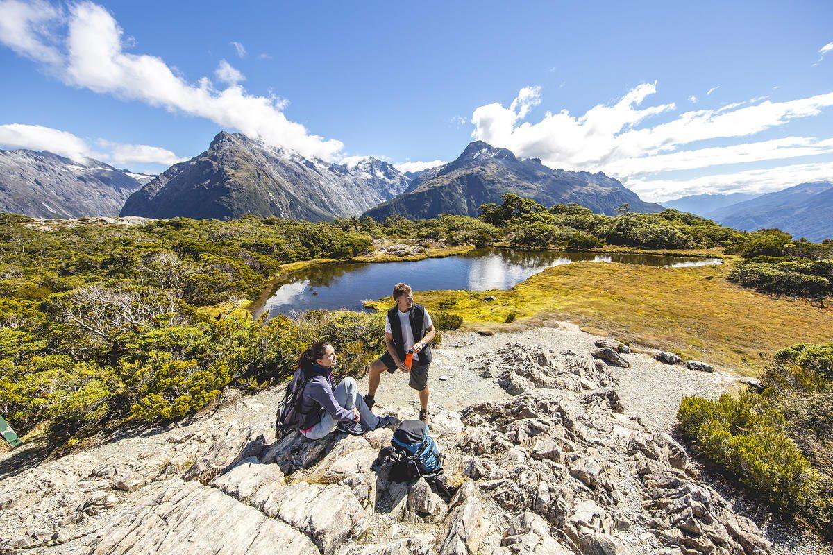 routeburn-track New Zealand