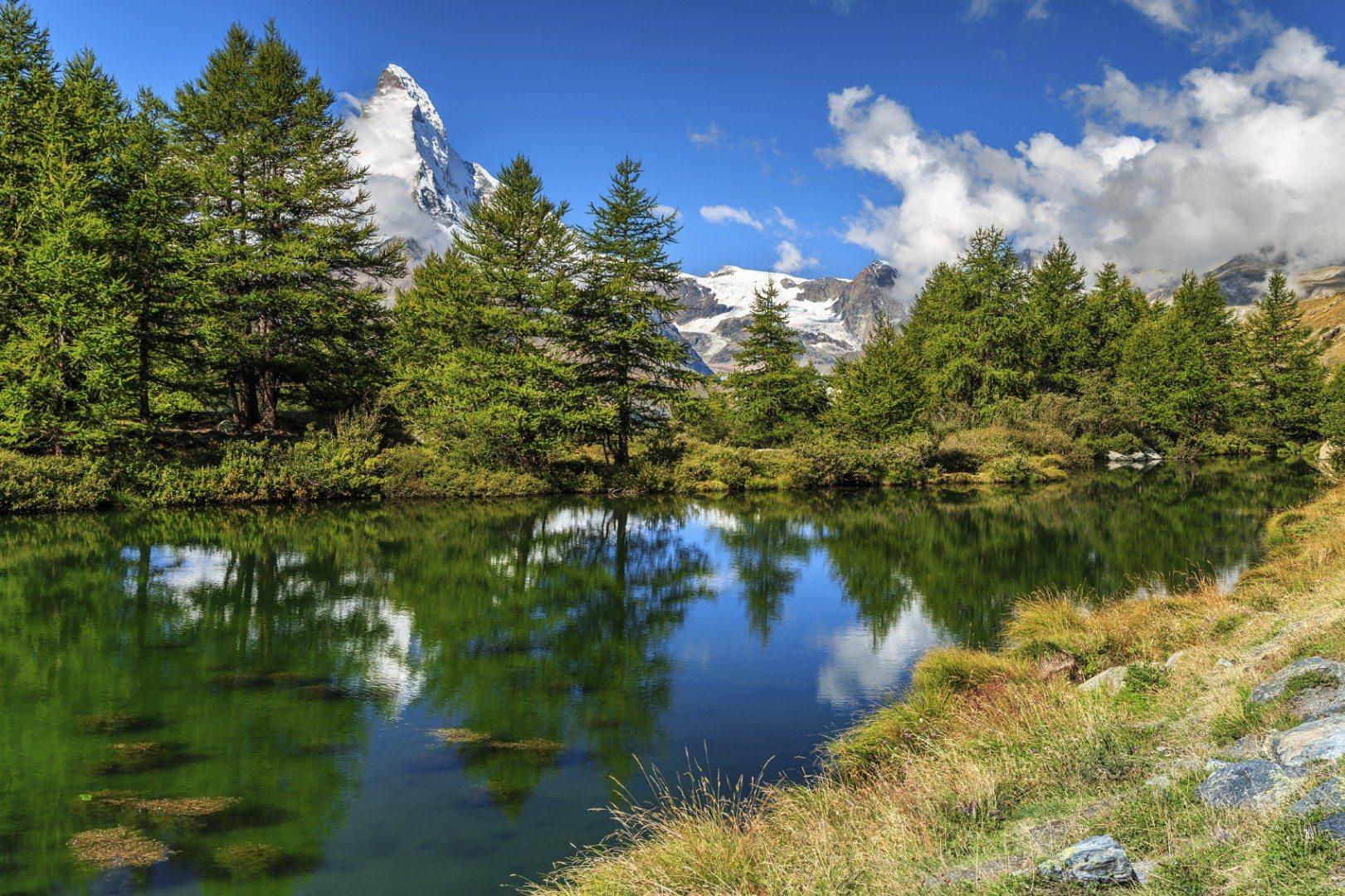 Lake Grindji Switzerland