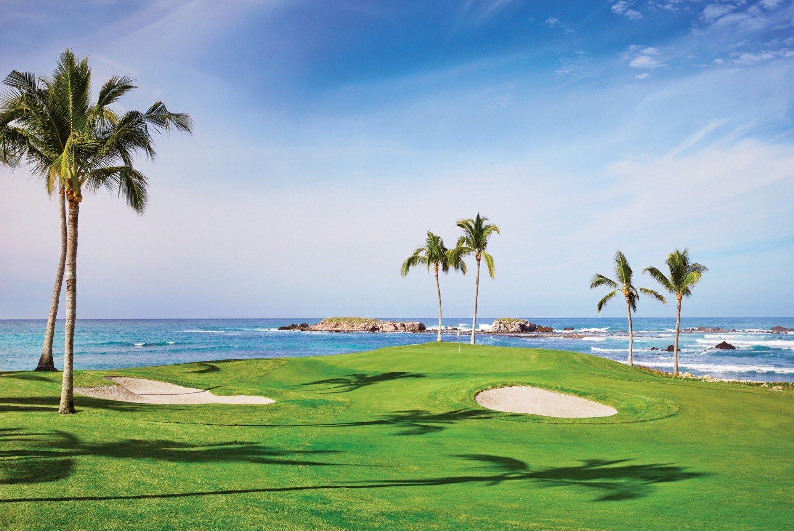 Pacifico Golf Course, Punta Mita, Four Seasons