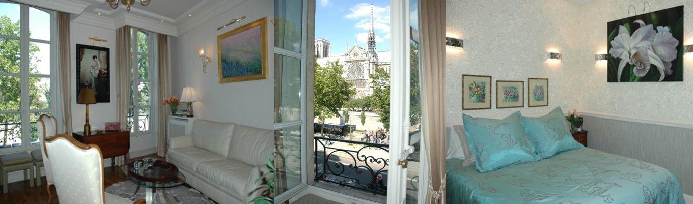 Just France Montebello Apartment