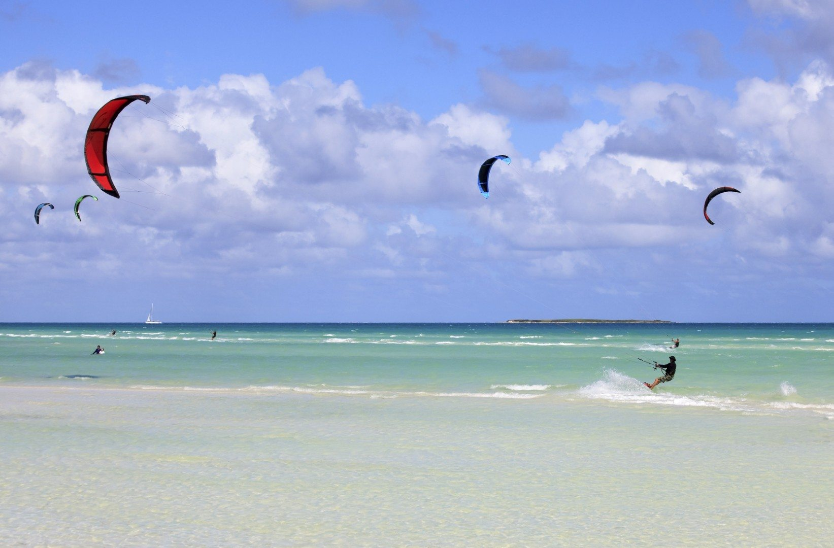 Kitesurfing Caribbean