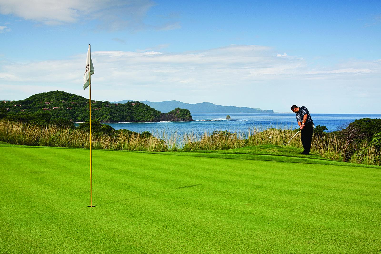 Arnold Palmer Golf Course Four Seasons Papagayo Peninsula Photo Credit: Dana Klein