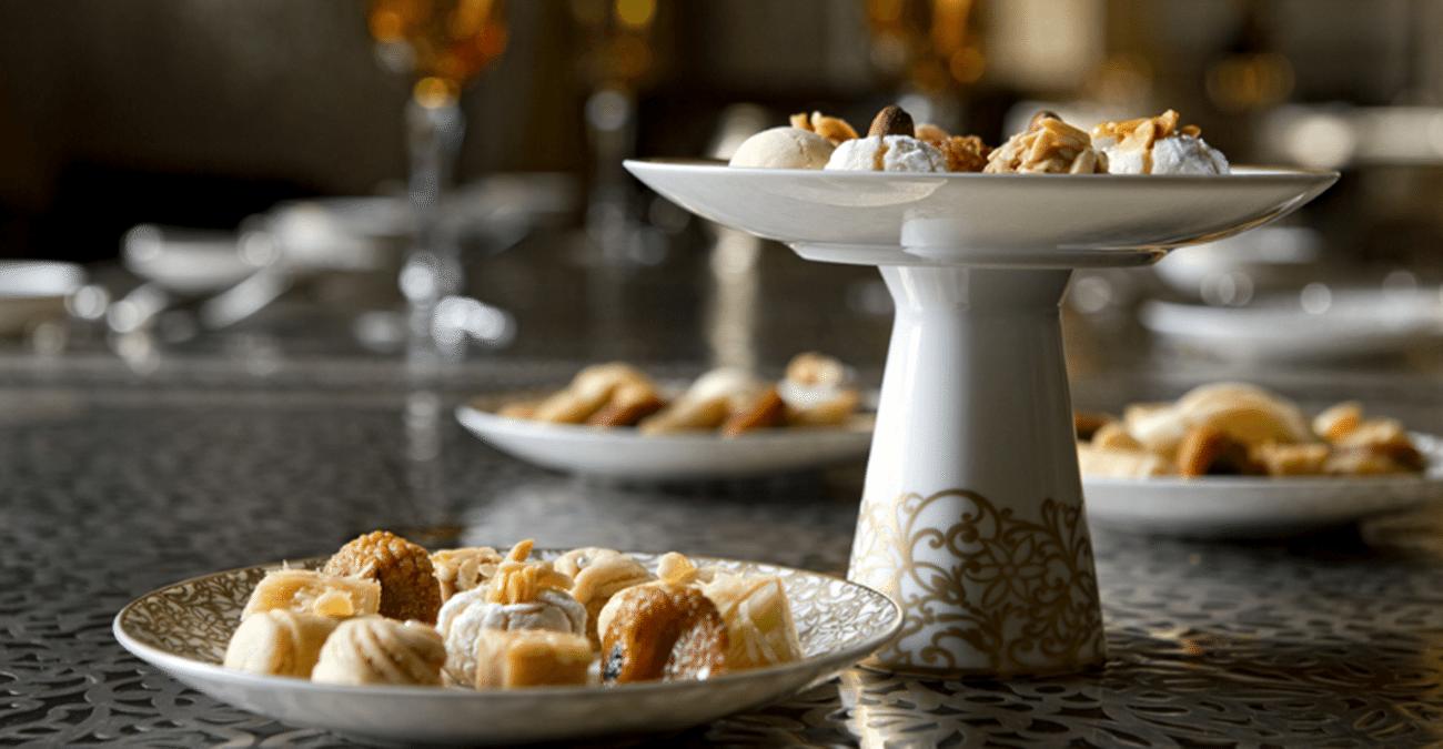 Afternoon Tea Royal Mansour Marrakech