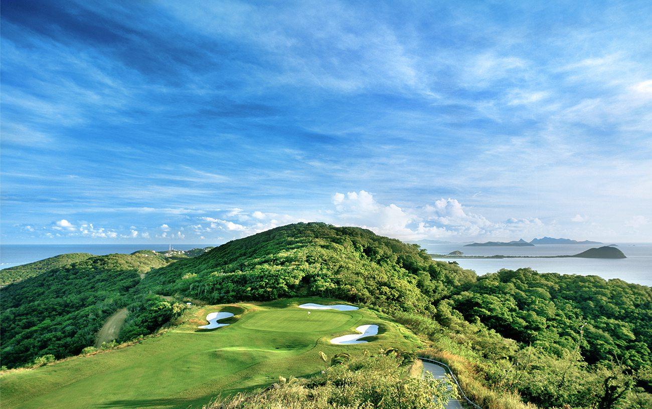 Canouan Golf Course