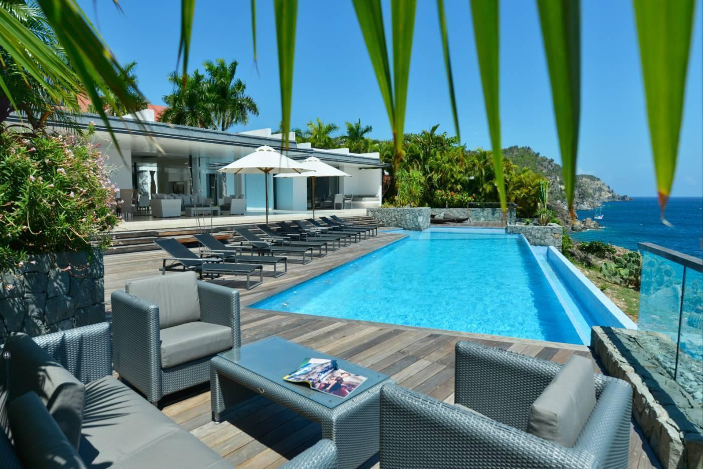 Villa Galaxie St Barths Property 2