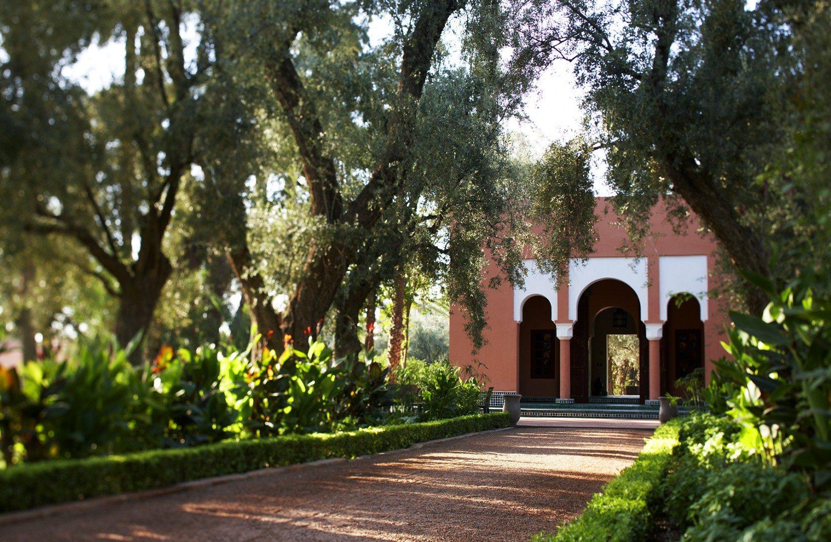 Mamounia Garden Bar Menzeh