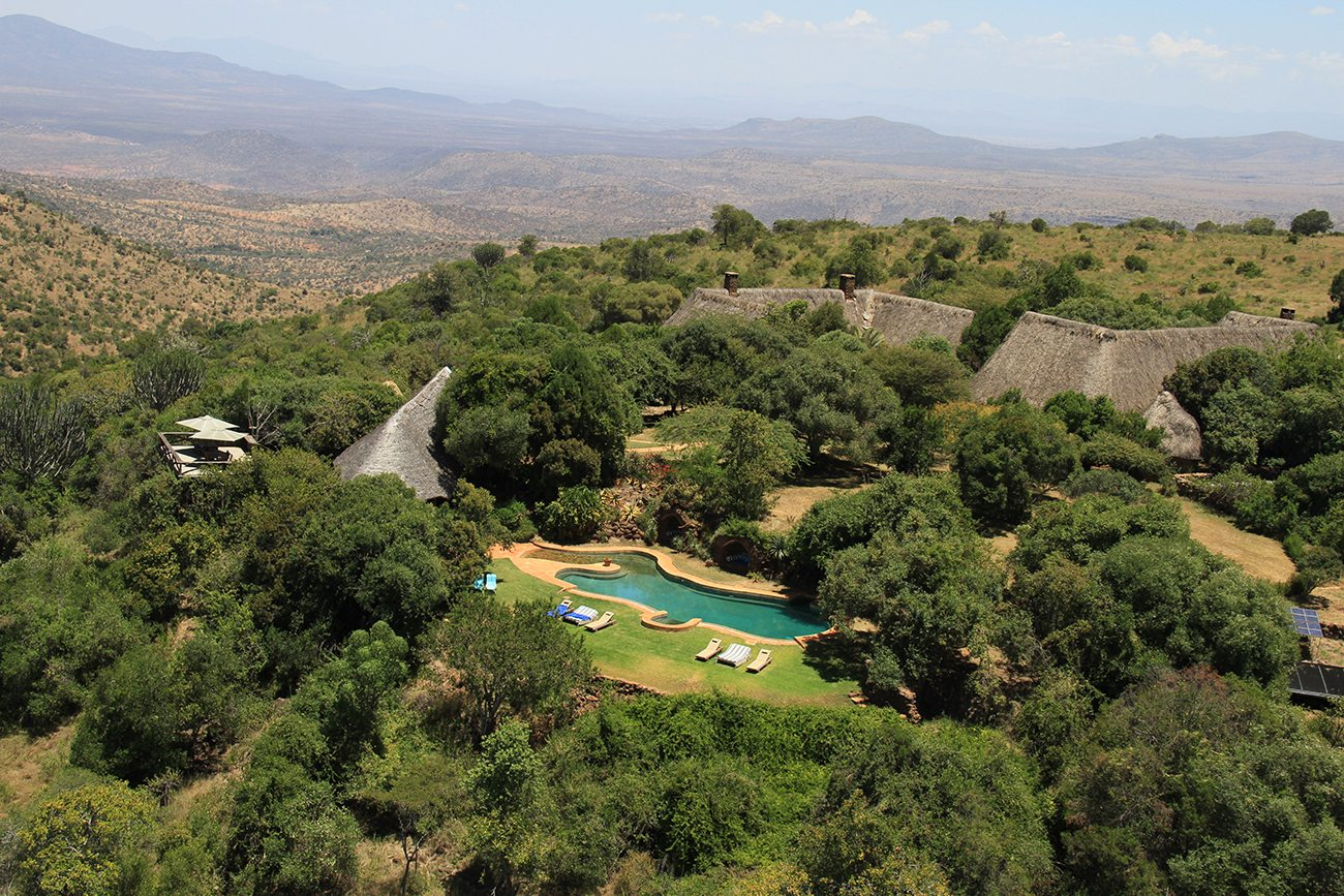 Laragia House, Laikipia, Kenya