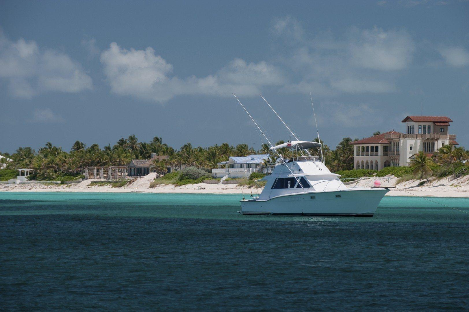 Sport fishing Bahamas