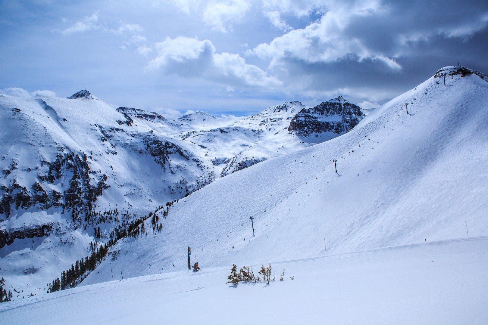 Telluride Ski Resort Photo Credit: Murray Foubister / Flickr