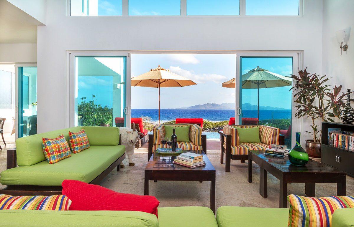 Tequila Sunrise Villa Ricketts Luxury
