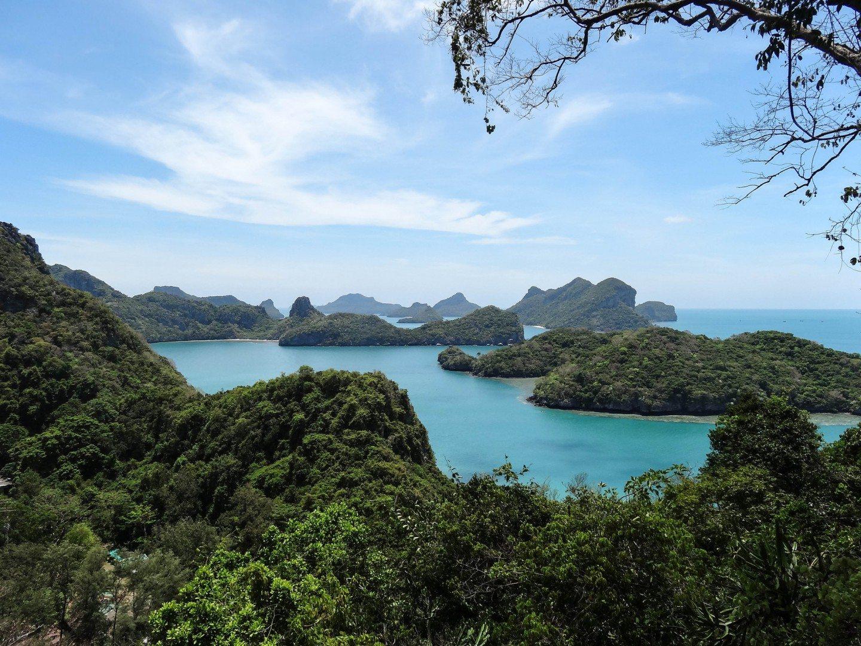 Ang Thong Marine National Park Photo Credit: Bruno Weideli / Flickr