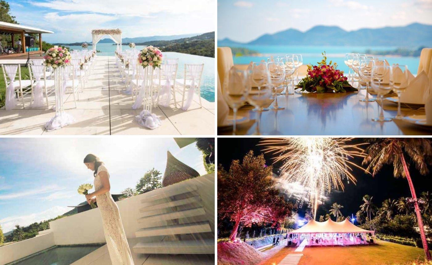Samujana weddings