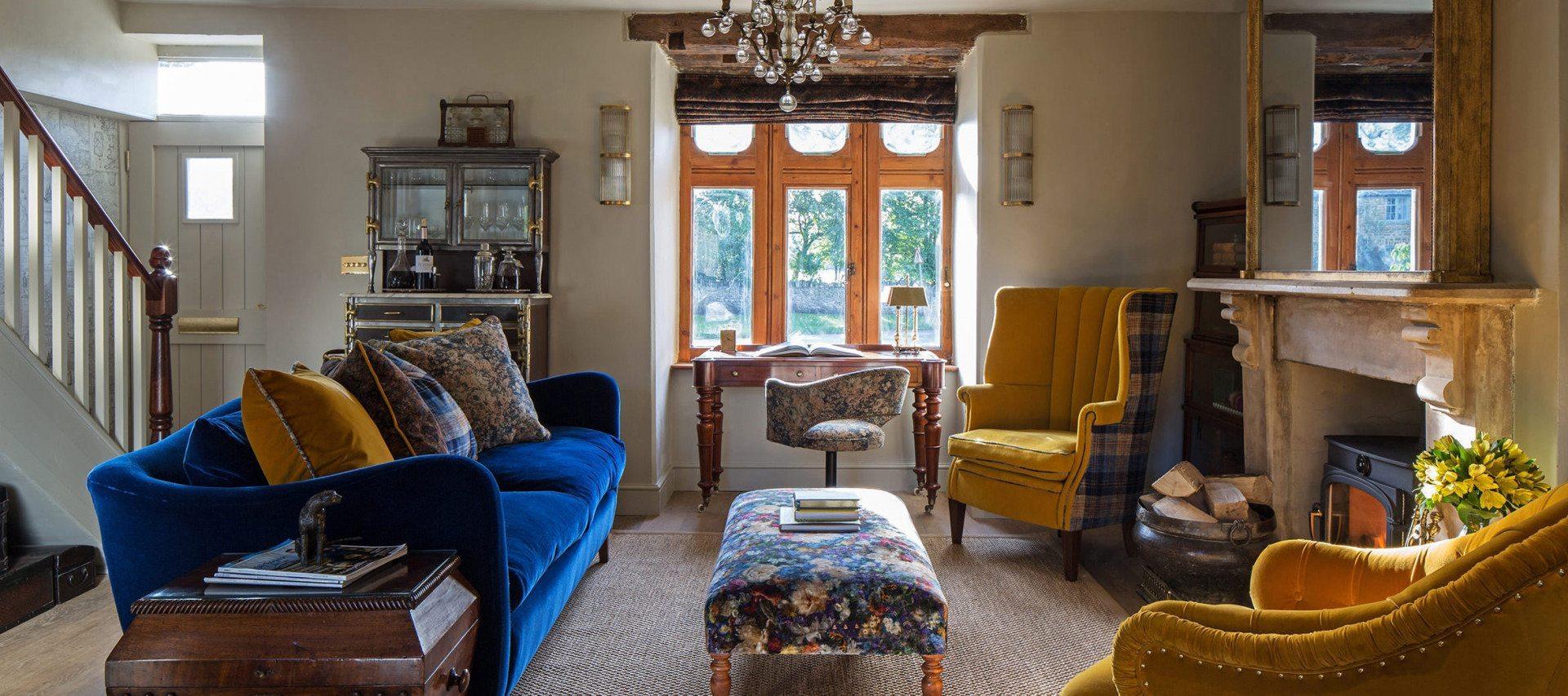 Luxury-cotswold-Kingham-Weavers-Cottage