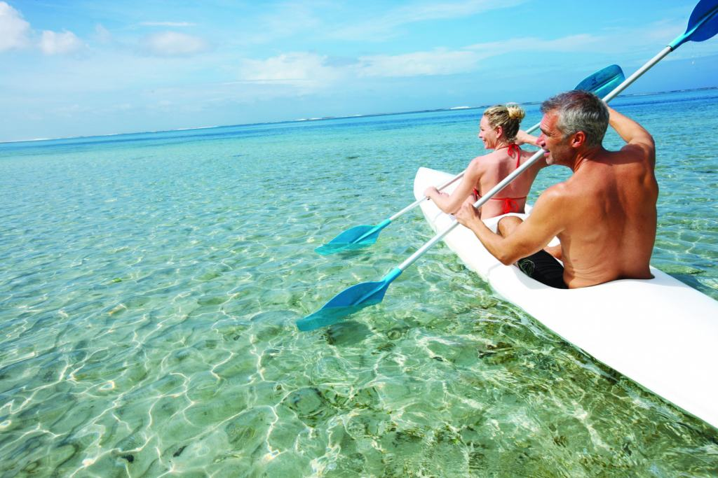 Sea-Kayaking-Mauritius-Villanovo-UltraVilla