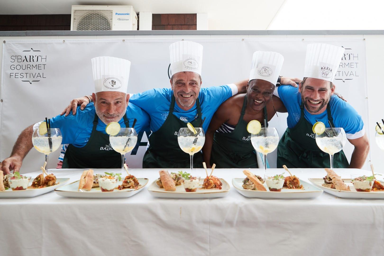 Competition-St-Barth-Gourmet-Festival-UltraVilla
