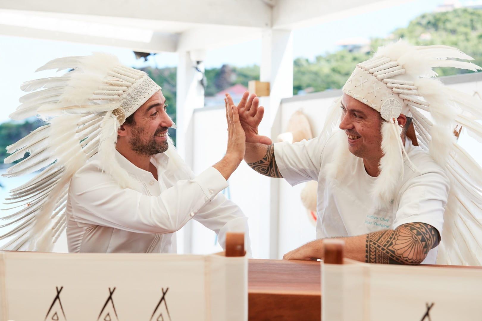 Chefs-St-Barth-Gourmet-Festival-UltraVilla